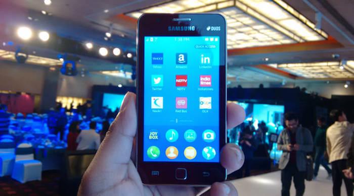 Samsung Z2 : le second opus sous Tizen avance