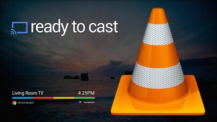 VLC 3.0 ajoutera le support du streaming du Chromecast