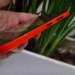 Lumia 640 : vue de droite