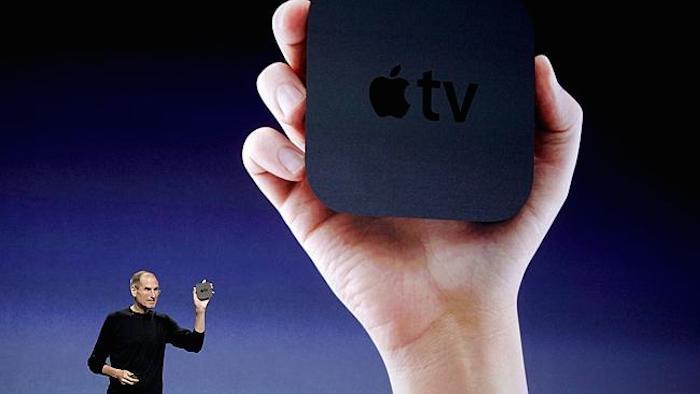Apple va introduire une nouvelle Apple TV avec Siri et l'App Store en juin