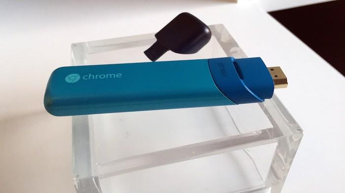 Asus Chromebit : multiples coloris