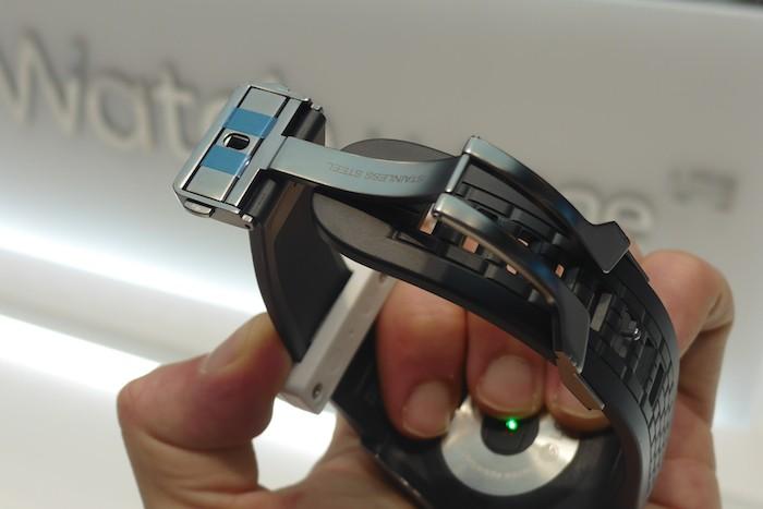 LG Watch Urbane LTE : bracelet