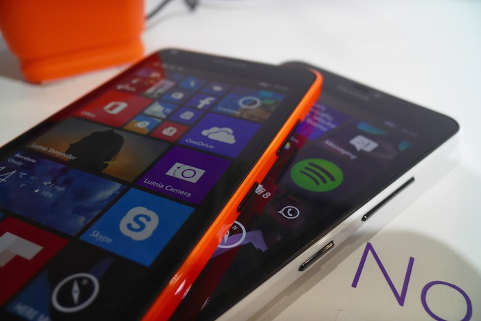 Lumia 640 XL versus Lumia 640