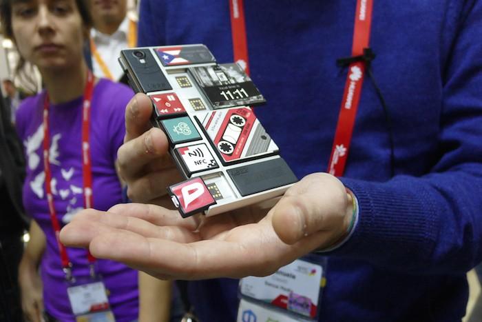 Vivement que le smartphone modulaire arrive