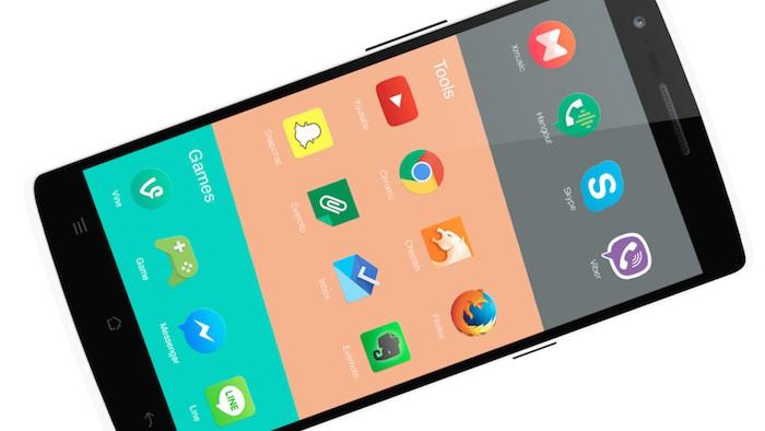 OnePlus One : OxygenOS