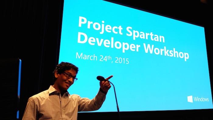Spartan va complètement abandonner le code d'Internet Explorer