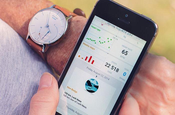 Synchroniser votre Withings Activité avec un dispositif Android