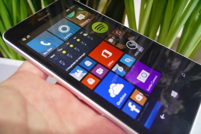 Windows 10 Preview pour mobile : Spartan et des nouveautés