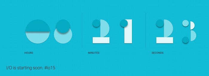 Agenda Google I/O 2015 : quand commence la keynote ?