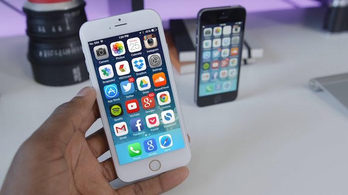 Apple prêt à dévoiler l'iPhone 6S dans seulement trois mois ?