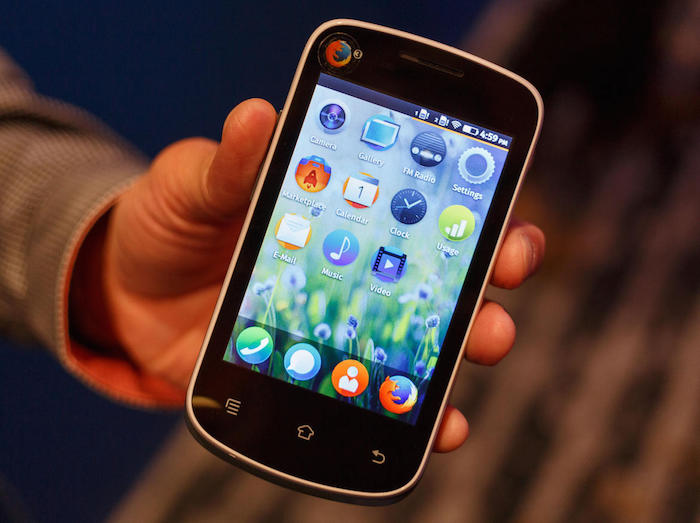 Adieu les smartphones Firefox OS à 25 dollars