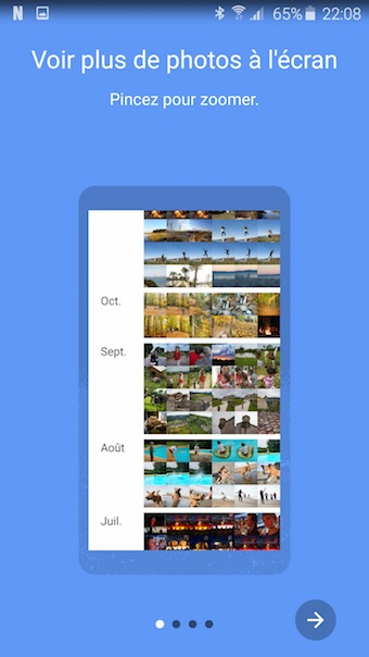 Google Photos : accueil (1)
