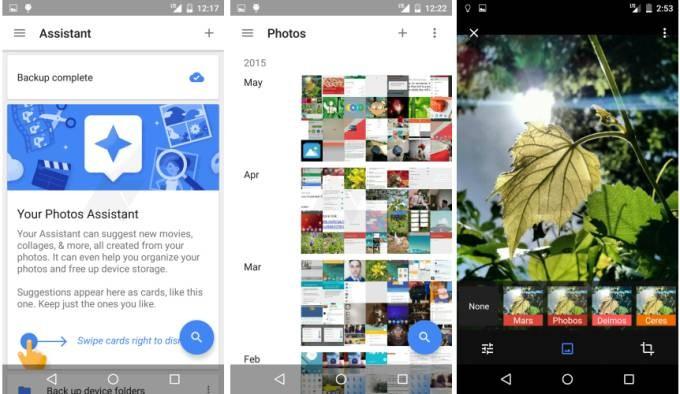 L'application Google Photos pour Android sera un dérivé de Google Plus