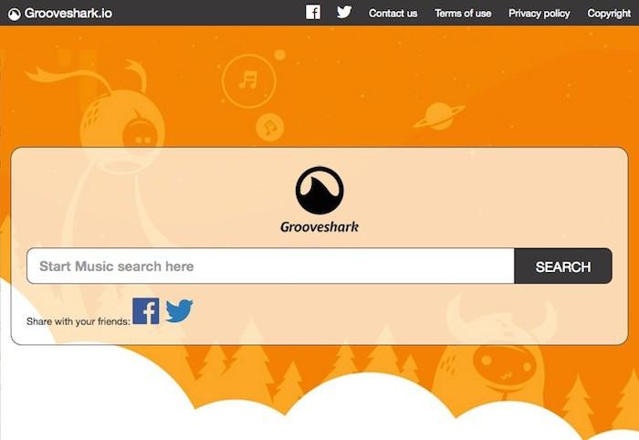 Un clone de Grooveshark le fait renaître de ses cendres