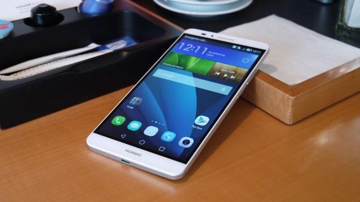 Huawei a dit travailler sur un Nexus du style Mate 8 et son propre OS