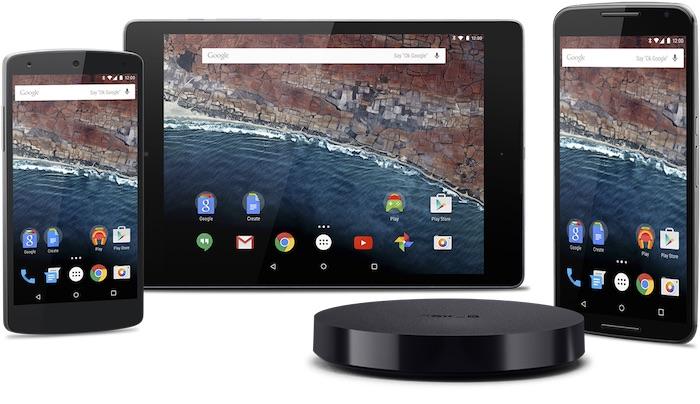 Android M Developer Preview sur votre Nexus 5, 6 ou 9