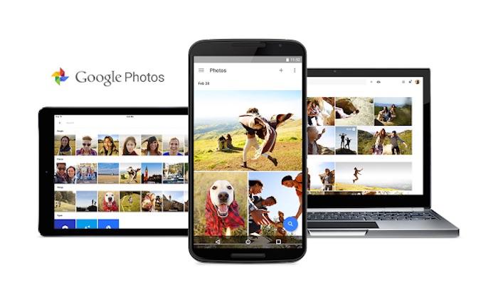 Google Photos accessible partout