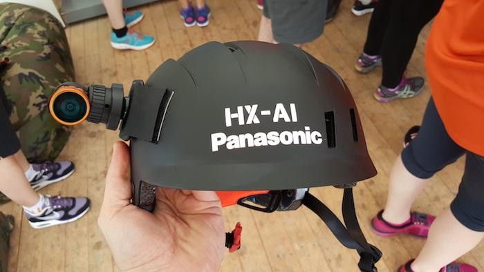 Panasonic HX-A1 : prise en main de la caméra d'action à la MudDay 2015