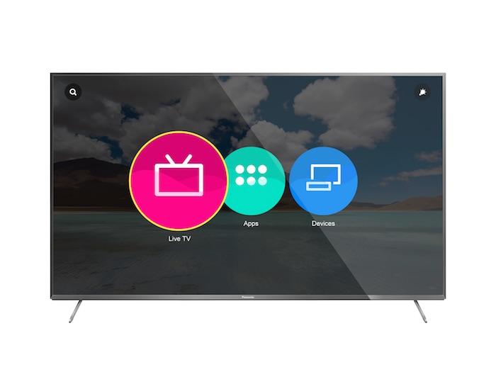 Maintenant, vous pouvez acheter un Smart TV Panasonic avec Firefox OS