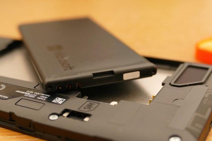 Lumia 640 : autonomie