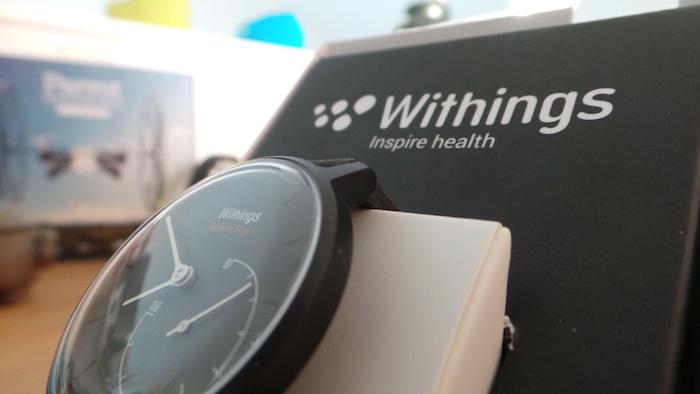 Withings Activité Pop : dans sa boîte