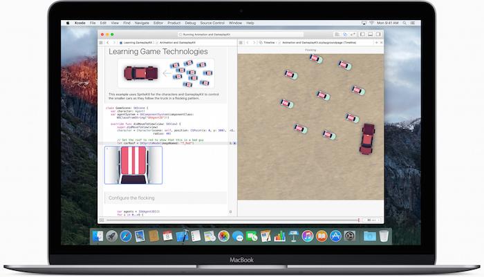 Apple pousse son langage de programmation 'Swift' en open source