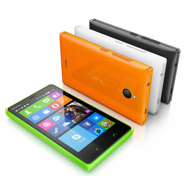 Les smartphones de Nokia sont de retour ... en quelque sorte