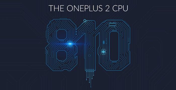 OnePlus 2 : il disposerait de la seconde génération du Snapdragon 810