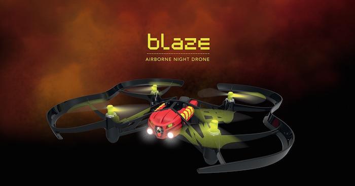 Parrot Airborne Night