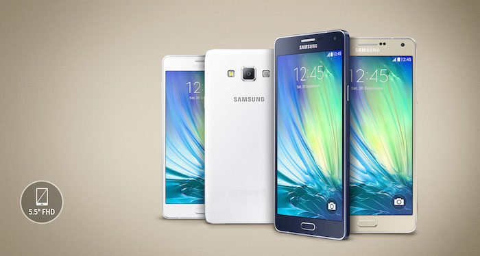 Galaxy A8 : il pourrait être le plus mince smartphone de Samsung