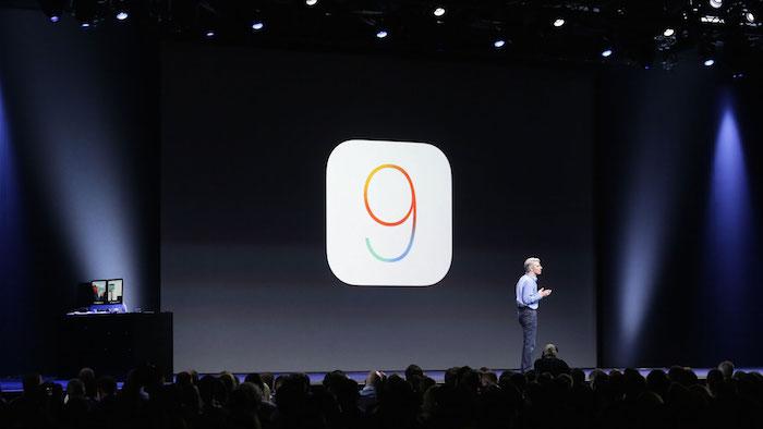 WWDC'15 : Apple dévoile iOS 9, Proactive et News