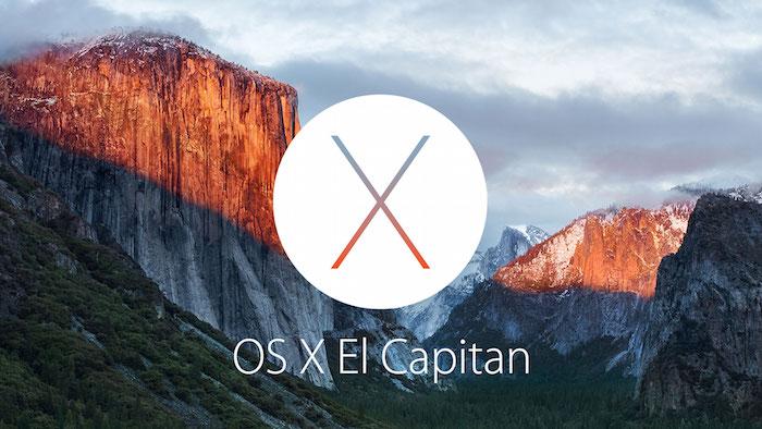 WWDC'15 : Apple dévoile OS X El Capitan