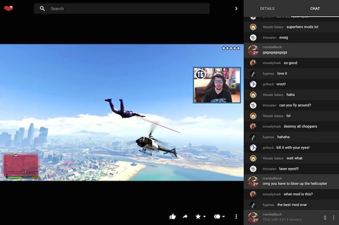 Google lance YouTube Gaming