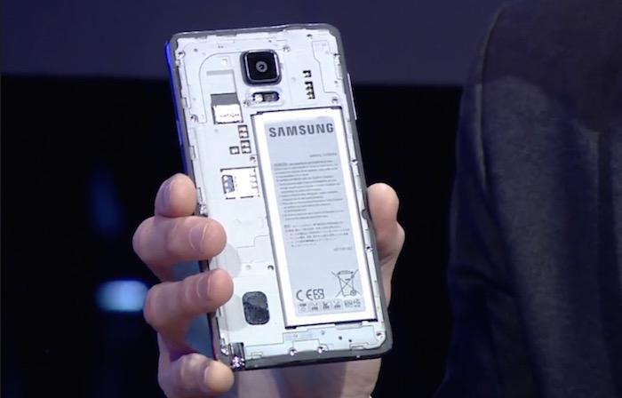 Galaxy Note 5 : Samsung abandonnerait également le port micro-SD