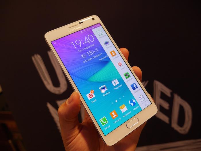 Tout le monde pense que le Galaxy Note 5 de Samsung sera lancé en août