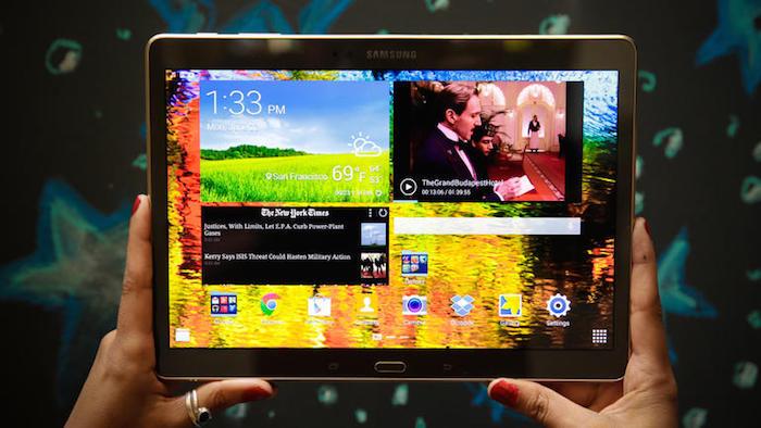 Galaxy Tab S Pro : Samsung va-t-elle lancer une monstrueuse tablette ?