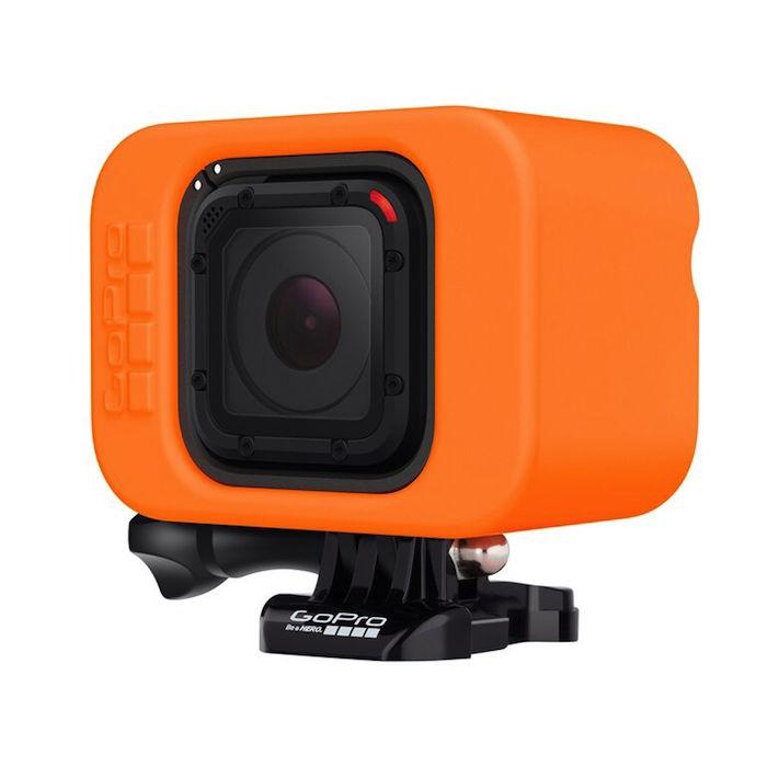 GoPro Hero4 Session : vue de dessus