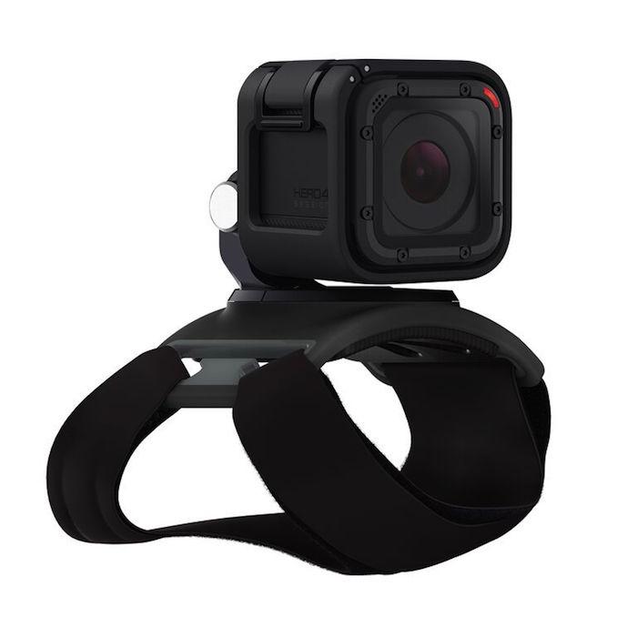 GoPro Hero4 Session : nouveaux accessoires