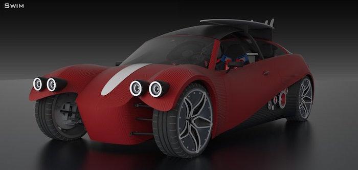 Impression 3D : secteur automobile