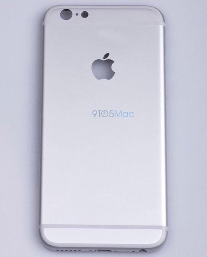 iPhone 6S : vue de dos