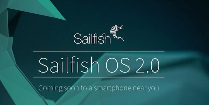 Jolla dévoile Sailfish OS 2.0, et son premier partenaire Intex