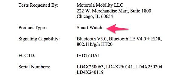 La prochaine Moto 360 a peut-être tout simplement surgi