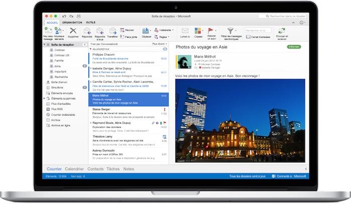 Microsoft dévoile enfin Office 2016 pour Mac