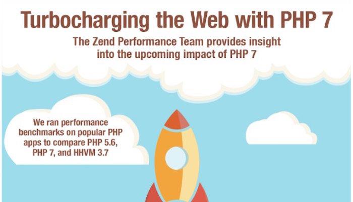 PHP 7 : des gains de performance décents