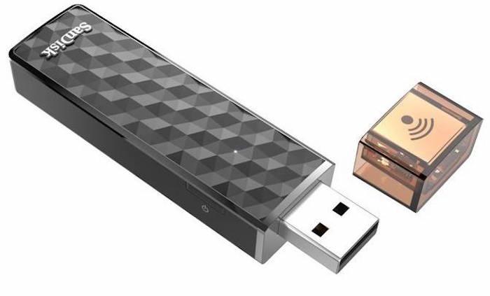 SanDisk Connect Wireless Stick facilite le partage, le transfert et l'accès aux médias