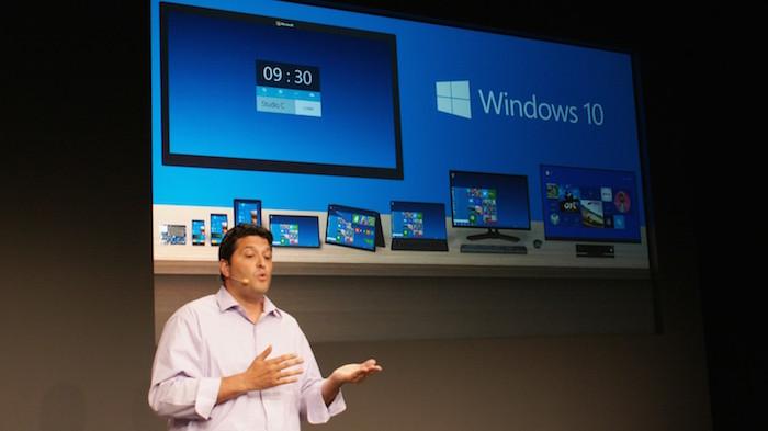 Windows 10 ne sera pas pré-installé sur les nouveaux PC au lancement