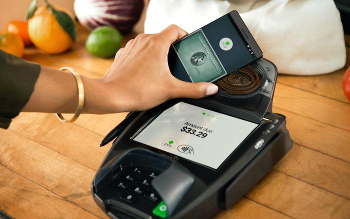 Android Pay la cause des deux smartphones Nexus ?