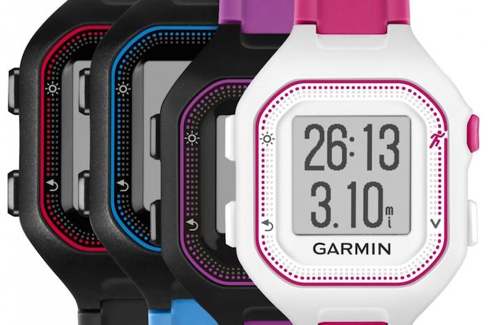 Garmin Forerunner 25 : une nouvelle montre pour votre activité
