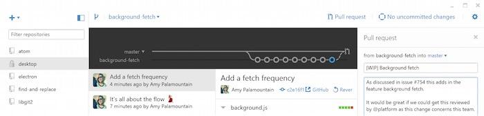 GitHub Desktop pour Windows