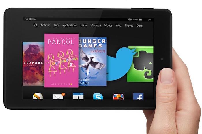 Amazon Fire HD de 6 pouces